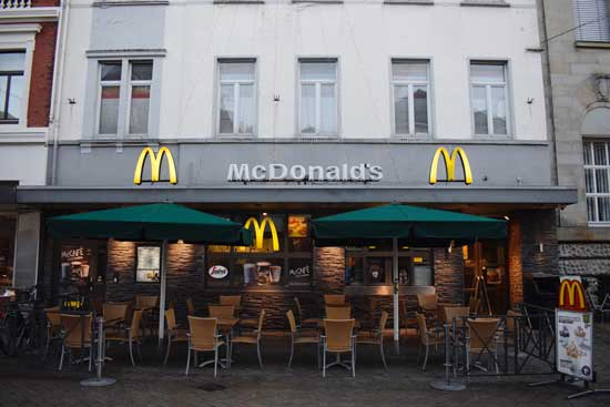 McdonaldS Restaurant Oldenburg
